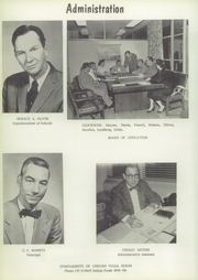Page 8, 1958 Edition, Saydel High School - Eagle Yearbook (Des Moines, IA) online yearbook collection