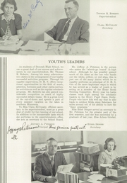Page 11, 1940 Edition, Decorah High School - Viking Yearbook (Decorah, IA) online yearbook collection
