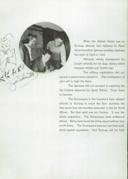 Page 12, 1945 Edition, Decorah High School - Viking Yearbook (Decorah, IA) online yearbook collection