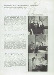 Page 21, 1945 Edition, Decorah High School - Viking Yearbook (Decorah, IA) online yearbook collection