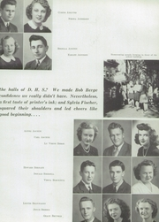 Page 27, 1945 Edition, Decorah High School - Viking Yearbook (Decorah, IA) online yearbook collection
