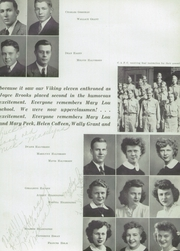 Page 29, 1945 Edition, Decorah High School - Viking Yearbook (Decorah, IA) online yearbook collection