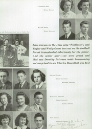 Page 30, 1945 Edition, Decorah High School - Viking Yearbook (Decorah, IA) online yearbook collection