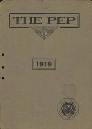 Page 1, 1919 Edition, Red Oak High School - Pep Yearbook (Red Oak, IA) online yearbook collection