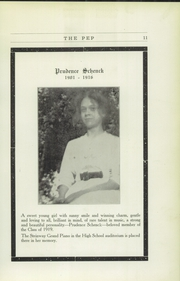 Page 13, 1919 Edition, Red Oak High School - Pep Yearbook (Red Oak, IA) online yearbook collection