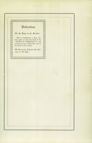 Page 5, 1919 Edition, Red Oak High School - Pep Yearbook (Red Oak, IA) online yearbook collection