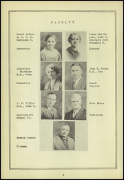 Page 12, 1934 Edition, Red Oak High School - Pep Yearbook (Red Oak, IA) online yearbook collection