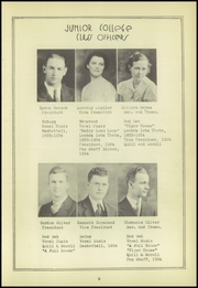 Page 13, 1934 Edition, Red Oak High School - Pep Yearbook (Red Oak, IA) online yearbook collection