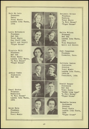 Page 14, 1934 Edition, Red Oak High School - Pep Yearbook (Red Oak, IA) online yearbook collection