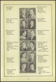 Page 15, 1934 Edition, Red Oak High School - Pep Yearbook (Red Oak, IA) online yearbook collection