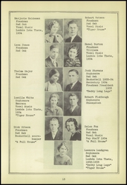 Page 17, 1934 Edition, Red Oak High School - Pep Yearbook (Red Oak, IA) online yearbook collection