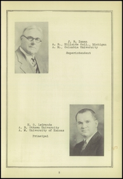 Page 9, 1934 Edition, Red Oak High School - Pep Yearbook (Red Oak, IA) online yearbook collection
