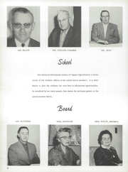 Page 12, 1960 Edition, Algona High School - Bulldog Yearbook (Algona, IA) online yearbook collection