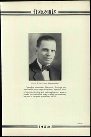 Page 15, 1930 Edition, Humboldt High School - Nokomis Yearbook (Humboldt, IA) online yearbook collection