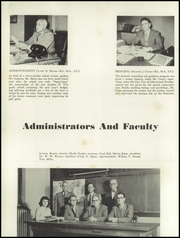 Page 12, 1953 Edition, Humboldt High School - Nokomis Yearbook (Humboldt, IA) online yearbook collection