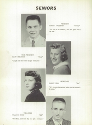 Page 10, 1957 Edition, Humboldt High School - Nokomis Yearbook (Humboldt, IA) online yearbook collection