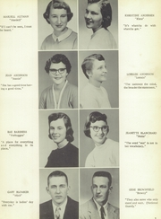 Page 11, 1957 Edition, Humboldt High School - Nokomis Yearbook (Humboldt, IA) online yearbook collection