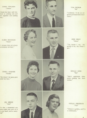Page 13, 1957 Edition, Humboldt High School - Nokomis Yearbook (Humboldt, IA) online yearbook collection