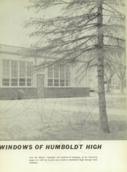Page 7, 1957 Edition, Humboldt High School - Nokomis Yearbook (Humboldt, IA) online yearbook collection