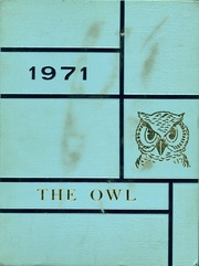 1971 Edition, Norwalk High School - Owl Yearbook (Norwalk, IA)