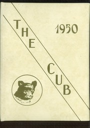 Page 1, 1950 Edition, Nevada High School - Cub Yearbook (Nevada, IA) online yearbook collection