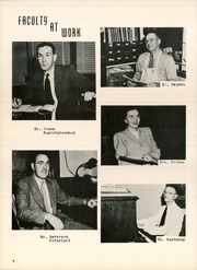 Page 10, 1950 Edition, Nevada High School - Cub Yearbook (Nevada, IA) online yearbook collection