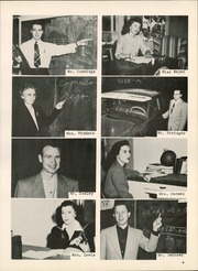 Page 11, 1950 Edition, Nevada High School - Cub Yearbook (Nevada, IA) online yearbook collection