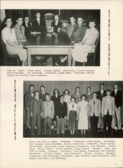 Page 13, 1950 Edition, Nevada High School - Cub Yearbook (Nevada, IA) online yearbook collection