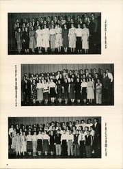 Page 14, 1950 Edition, Nevada High School - Cub Yearbook (Nevada, IA) online yearbook collection