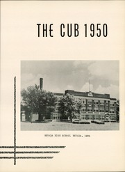 Page 7, 1950 Edition, Nevada High School - Cub Yearbook (Nevada, IA) online yearbook collection