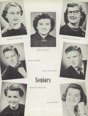 Page 11, 1952 Edition, Nevada High School - Cub Yearbook (Nevada, IA) online yearbook collection
