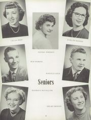 Page 12, 1952 Edition, Nevada High School - Cub Yearbook (Nevada, IA) online yearbook collection
