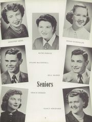 Page 13, 1952 Edition, Nevada High School - Cub Yearbook (Nevada, IA) online yearbook collection