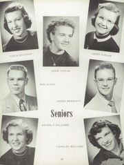 Page 14, 1952 Edition, Nevada High School - Cub Yearbook (Nevada, IA) online yearbook collection
