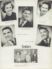 Page 15, 1952 Edition, Nevada High School - Cub Yearbook (Nevada, IA) online yearbook collection