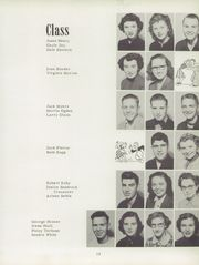 Page 17, 1952 Edition, Nevada High School - Cub Yearbook (Nevada, IA) online yearbook collection