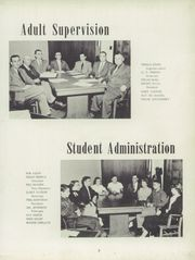Page 7, 1952 Edition, Nevada High School - Cub Yearbook (Nevada, IA) online yearbook collection