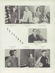 Page 9, 1952 Edition, Nevada High School - Cub Yearbook (Nevada, IA) online yearbook collection