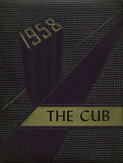 Page 1, 1958 Edition, Nevada High School - Cub Yearbook (Nevada, IA) online yearbook collection