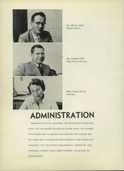 Page 12, 1958 Edition, Nevada High School - Cub Yearbook (Nevada, IA) online yearbook collection