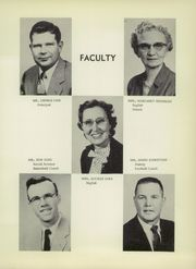 Page 13, 1958 Edition, Nevada High School - Cub Yearbook (Nevada, IA) online yearbook collection