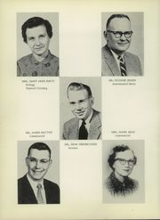 Page 14, 1958 Edition, Nevada High School - Cub Yearbook (Nevada, IA) online yearbook collection