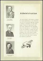 Page 13, 1950 Edition, Chariton High School - Charitonian Yearbook (Chariton, IA) online yearbook collection