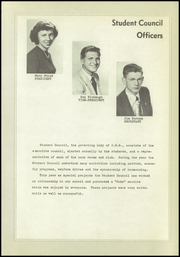 Page 15, 1950 Edition, Chariton High School - Charitonian Yearbook (Chariton, IA) online yearbook collection