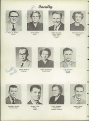 Page 10, 1953 Edition, Chariton High School - Charitonian Yearbook (Chariton, IA) online yearbook collection