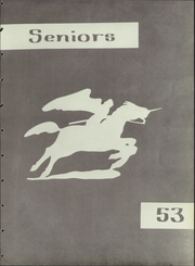 Page 15, 1953 Edition, Chariton High School - Charitonian Yearbook (Chariton, IA) online yearbook collection
