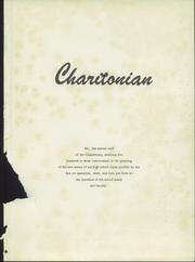 Page 5, 1953 Edition, Chariton High School - Charitonian Yearbook (Chariton, IA) online yearbook collection