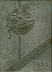 1956 Edition, Chariton High School - Charitonian Yearbook (Chariton, IA)