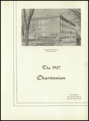 Page 5, 1957 Edition, Chariton High School - Charitonian Yearbook (Chariton, IA) online yearbook collection