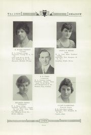 Page 15, 1920 Edition, New Hampton High School - Shadow Yearbook (New Hampton, IA) online yearbook collection